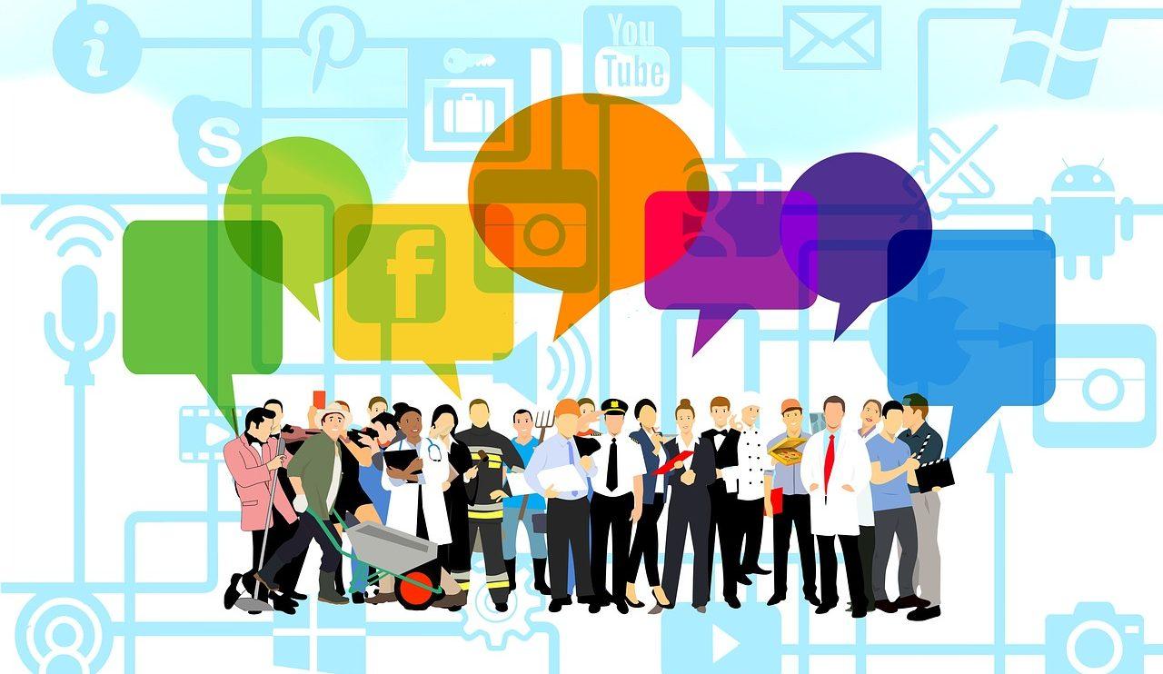 Social Media Content For Posts