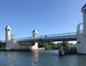 Boynton Beach Intracoastal Bridge