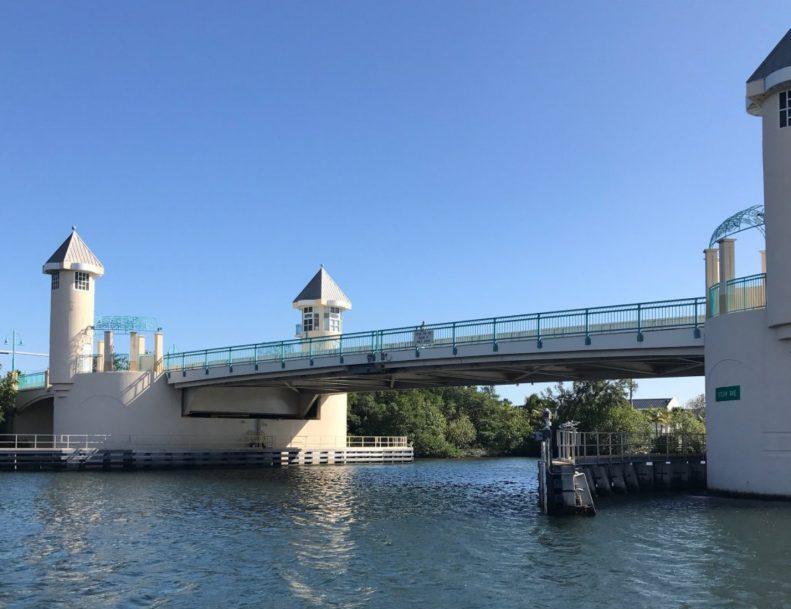 Boynton Beach Intracoastal Bridge