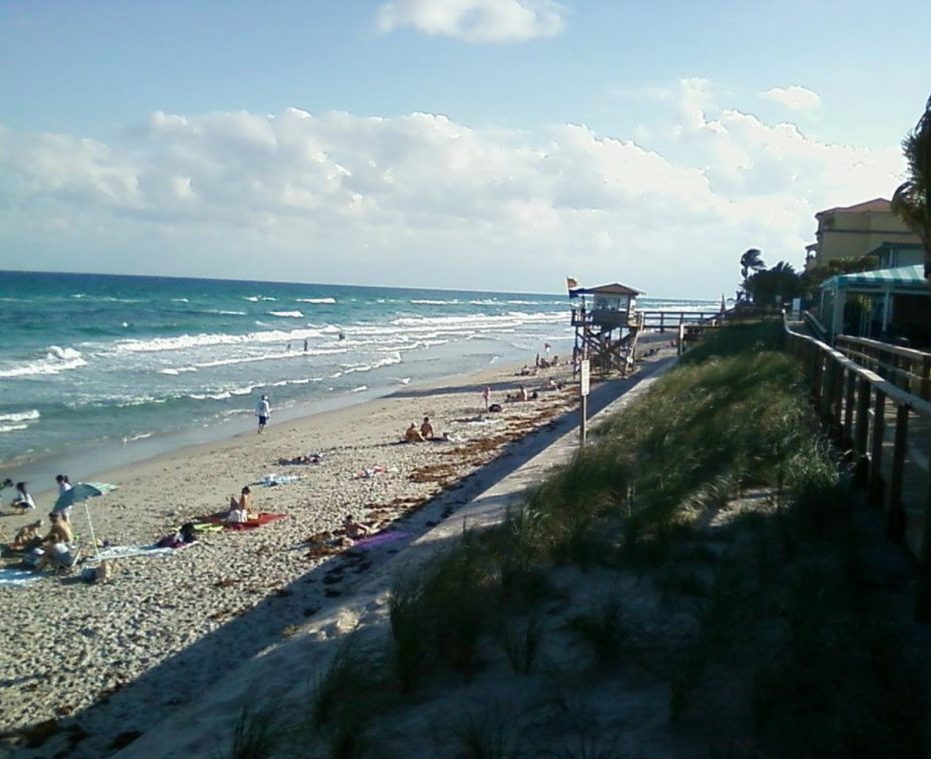 Lantana Florida Beach