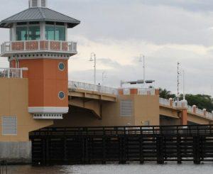 Lantana Intracoastal Bridge