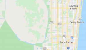 Southern Palm Beach County Florida