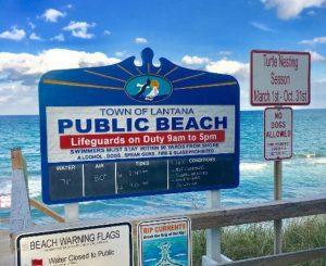 Town of Lantana Beach