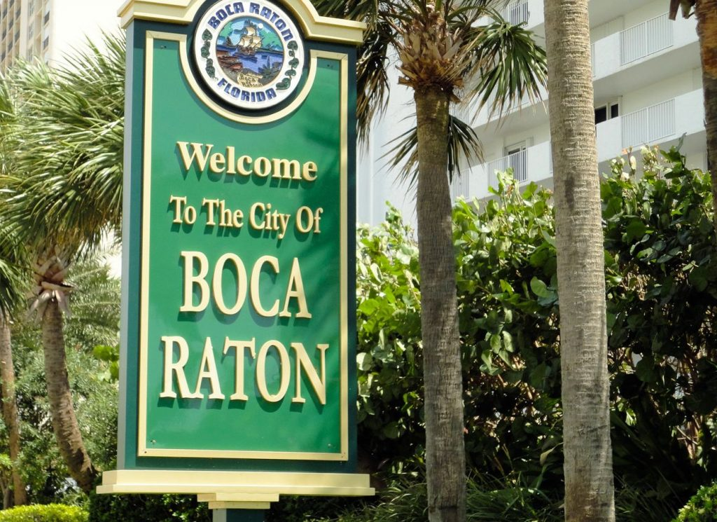 City of Boca Raton, Florida