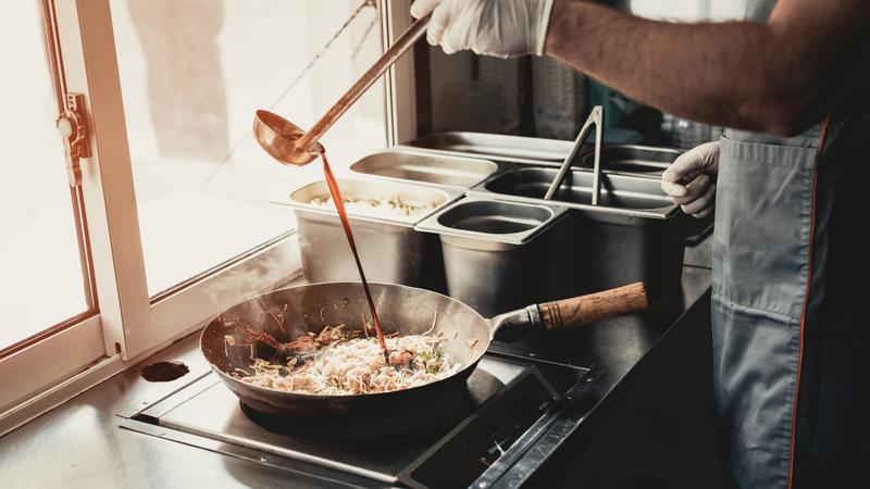 Food Truck Web Design Services